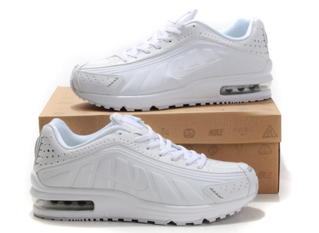 air max ltd blanche